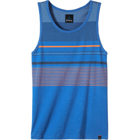 Prana M's Throttle Tank Classic Blue